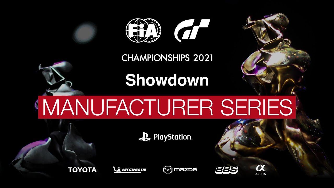 The FIA GT Championships 2021 | World Series Showdown | Manufacturer Series
