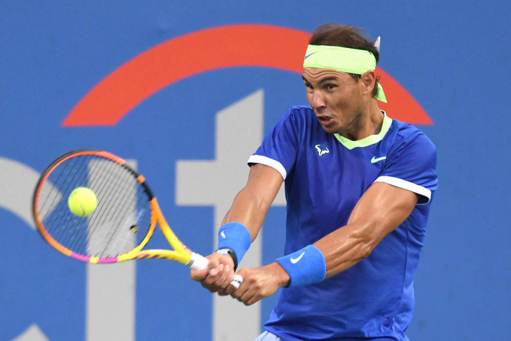 Rafael Nadal withdraws from US Open and ends 2021 season due to foot injury