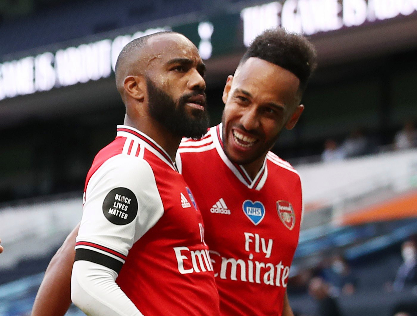 Arsenal confirm Aubameyang and Lacazette among four players to test positive for Covid