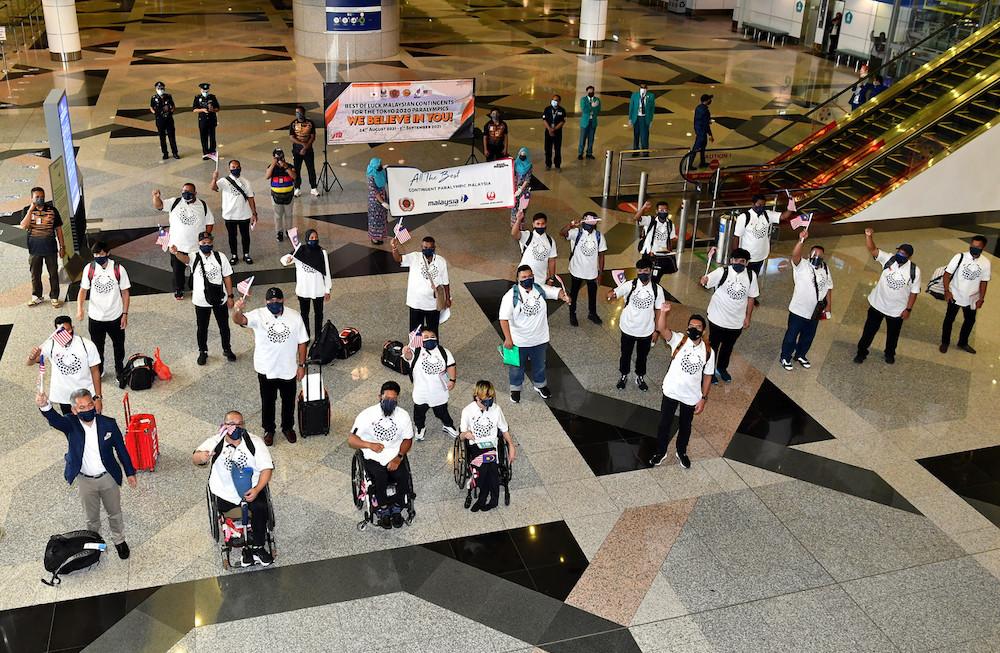 Three Malaysian heroes of Rio 2016 lead third batch to Tokyo Paralympics
