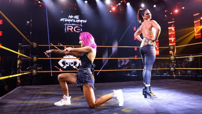 NXT's Dakota Kai Is Ready for Her NXT Championship Reign to Begin at TakeOver 36