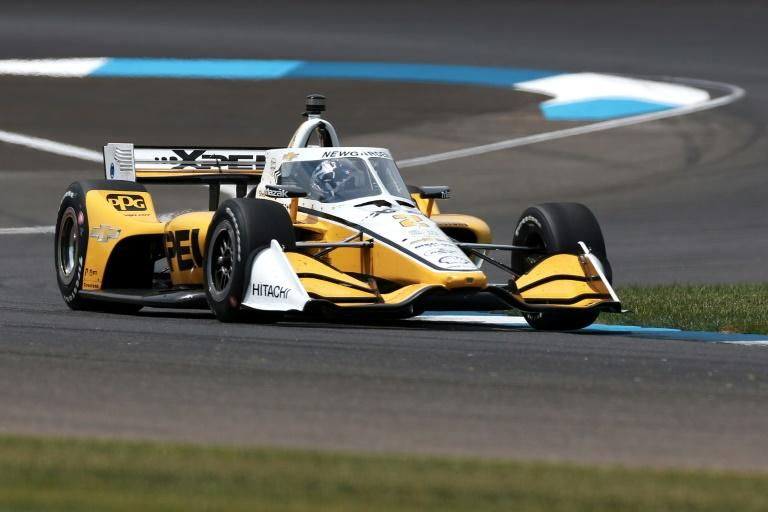 Newgarden roars to second IndyCar win of the season