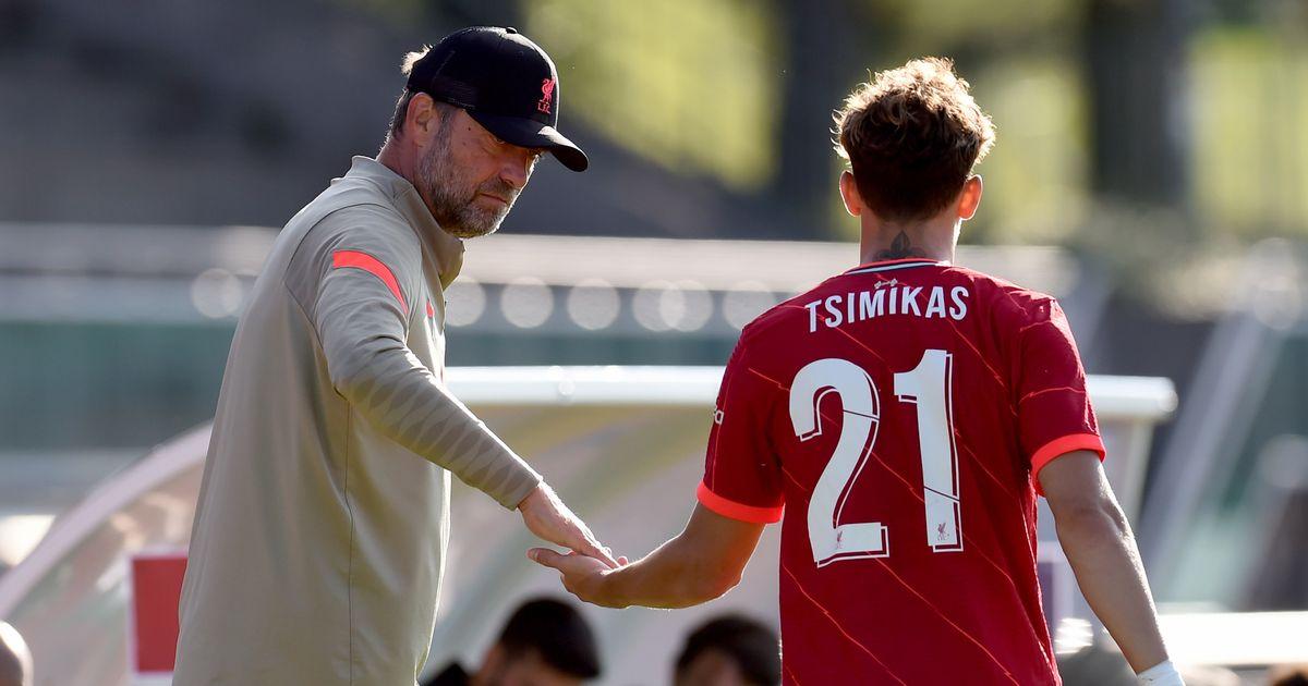 Jürgen Klopp might soon have to rethink Kostas Tsimikas comments as £19m Liverpool duo impress
