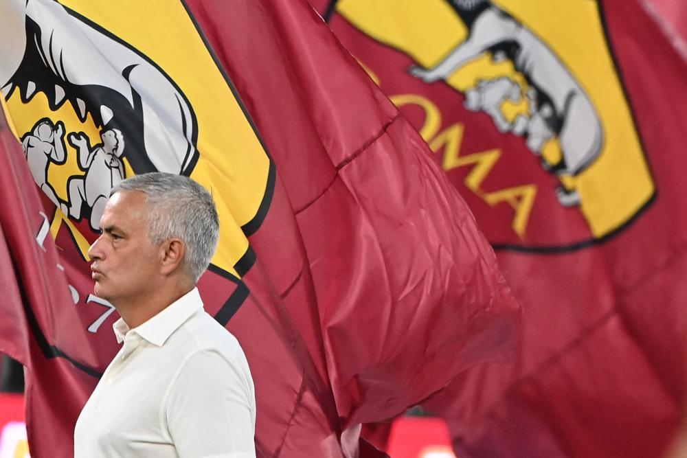 Mourinho makes light of new Serie A record