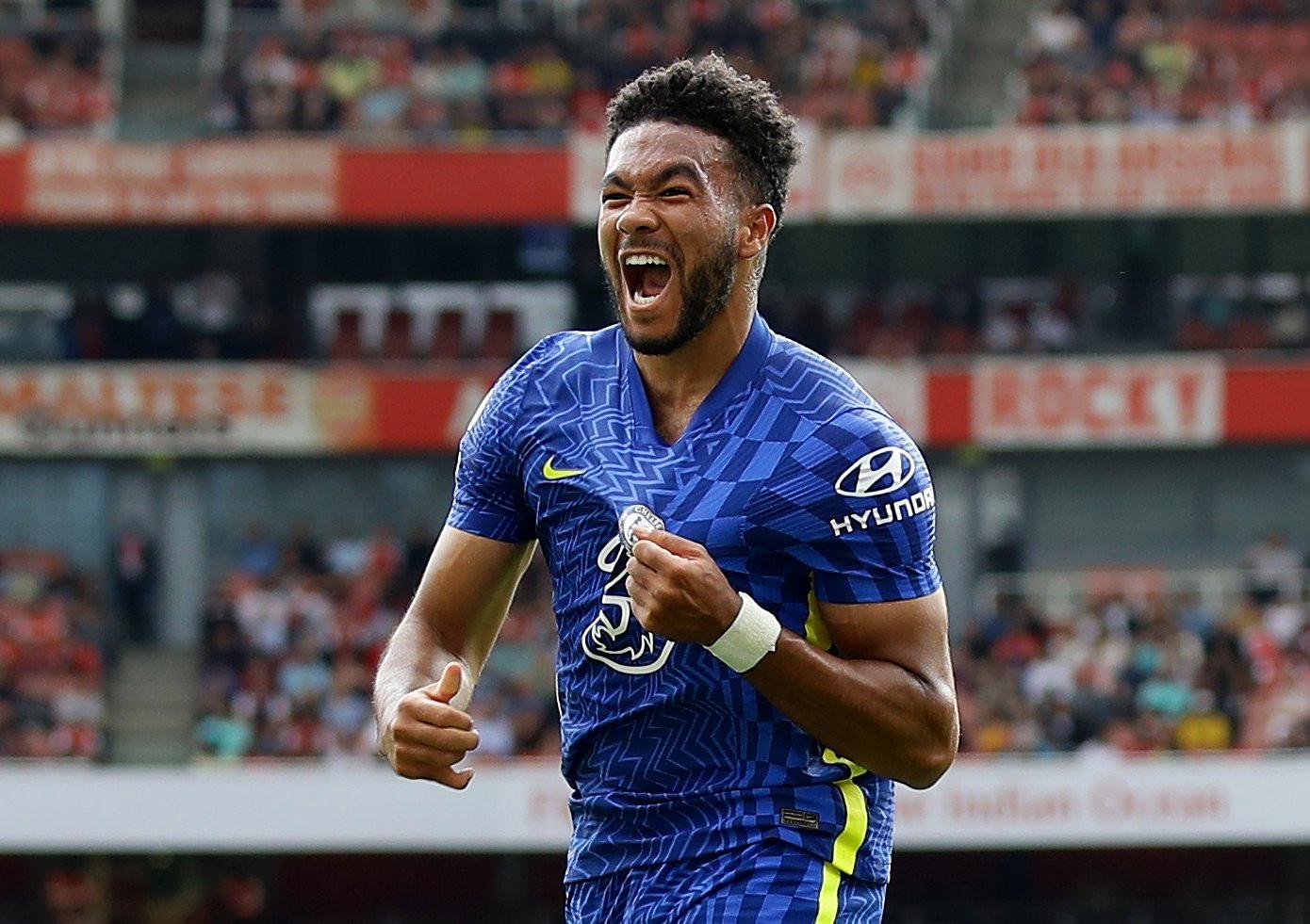 Reece James praises Romelu Lukaku for 'bullying' Arsenal players during Chelsea win