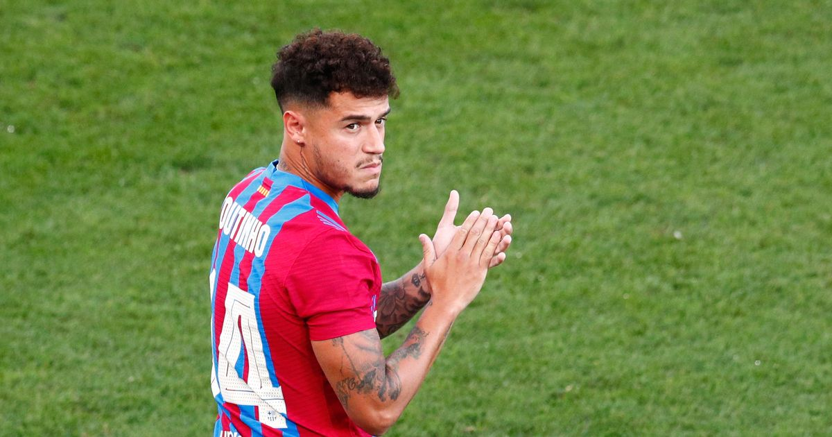 Liverpool's Philippe Coutinho transfer choice is clear, and there are two reasons why