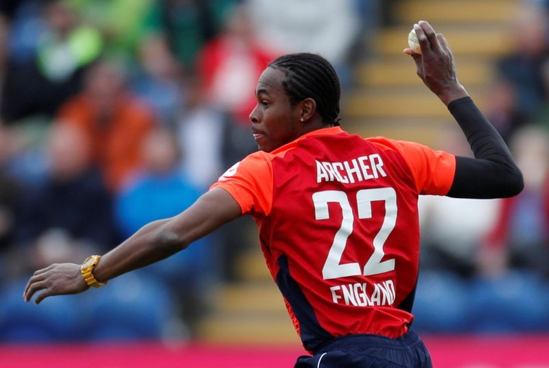 Cricket: England's Archer aims to return for Windies tests after injury