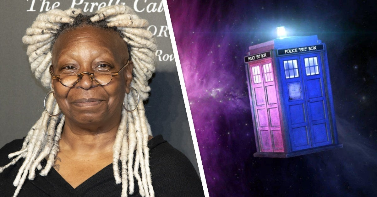 Whoopi Goldberg Still Wants Doctor Who Role