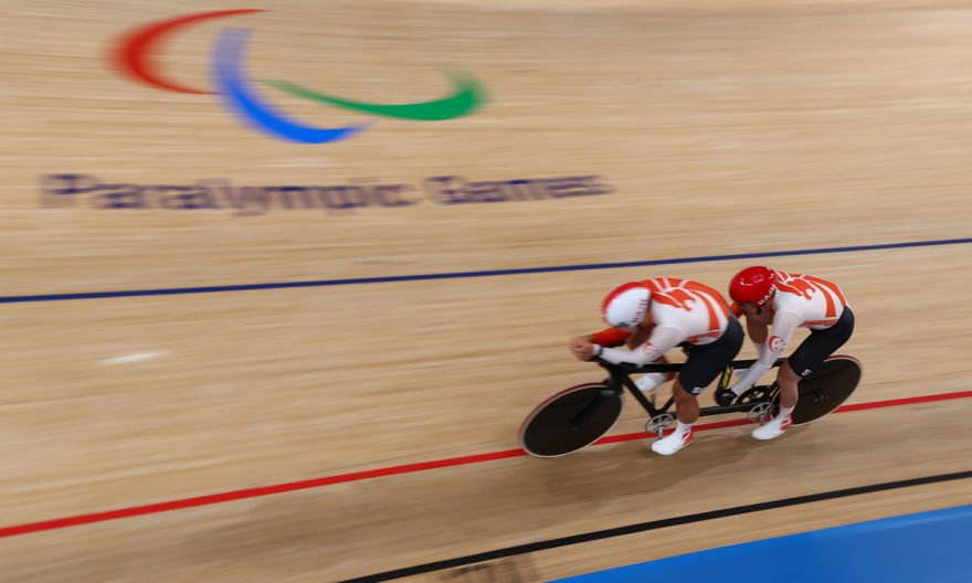 Paralympics: Singapore cyclist Steve Tee sets personal best on Tokyo Games debut
