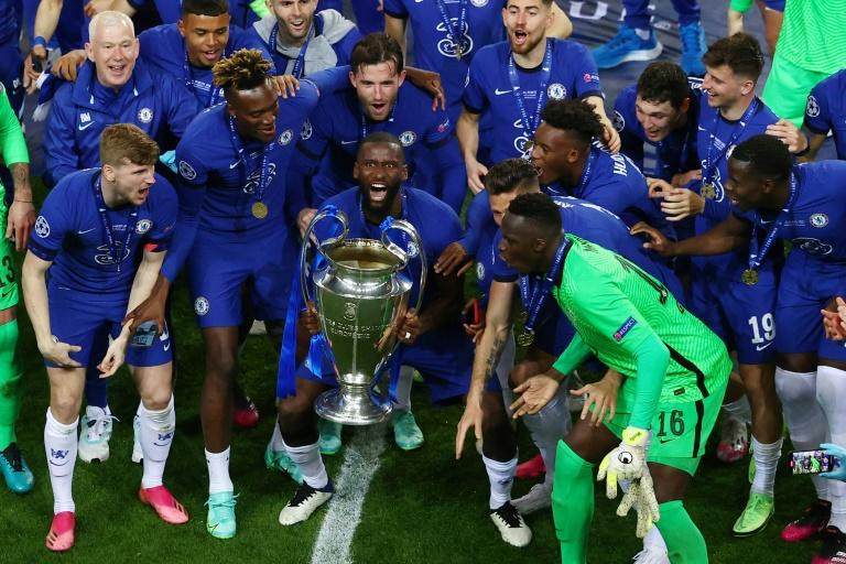 Holders Chelsea and Europe's elite await Champions League draw