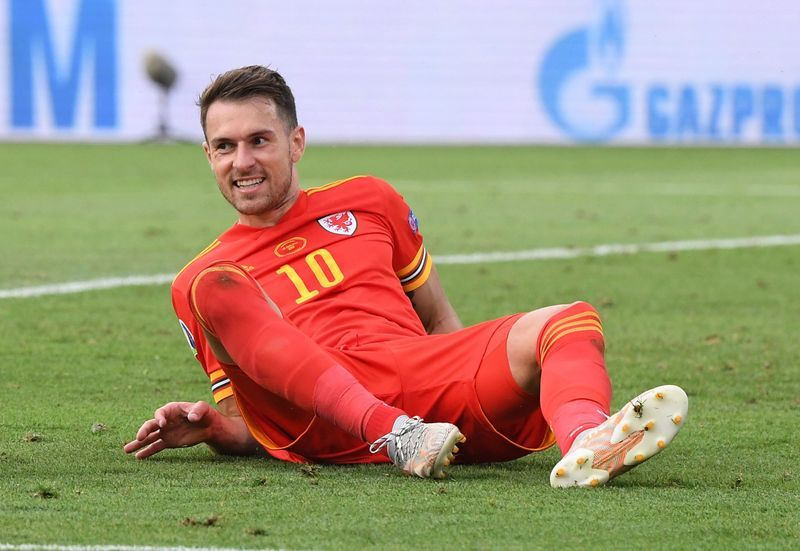 Soccer-Wales' Ramsey could miss World Cup qualifiers due to injury
