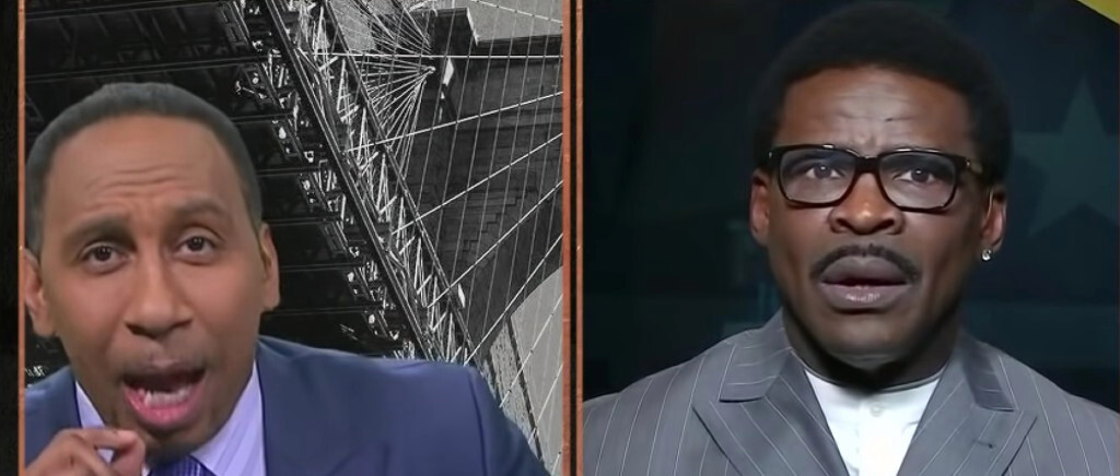 Report: Michael Irvin Could Join 'First Take' On Mondays To Go At It With Stephen A. Smith After Max Kellerman's Departure