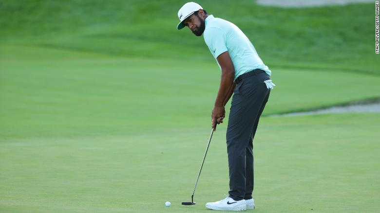 Tony Finau wins Northern Trust, his first victory in 1,975 days