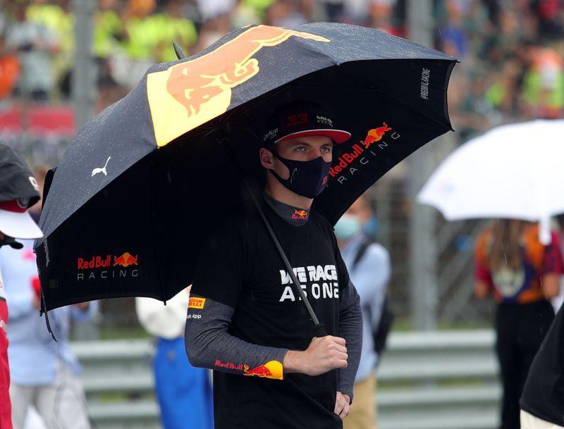 Motor racing-Verstappen fired up for Spa fightback