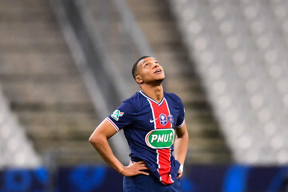 PSG reject Real Madrid's €160m offer for Mbappe as 'not enough'