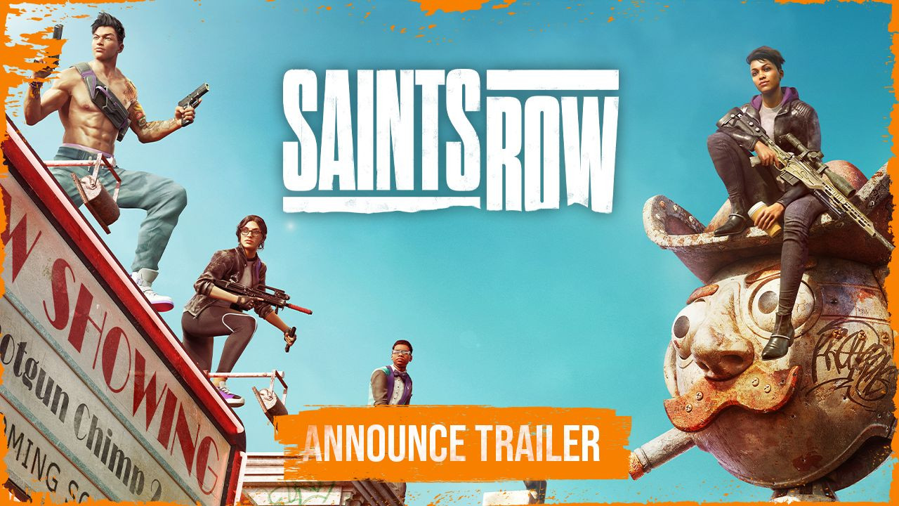 New Saints Row is a full reboot with no Johnny Gat – out this February