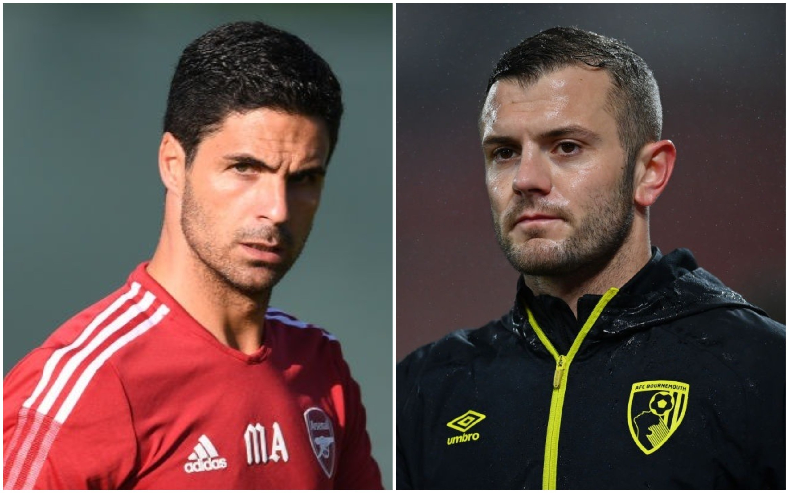 Jack Wilshere urges Arsenal fans to stick by Mikel Arteta as he's the 'right guy'