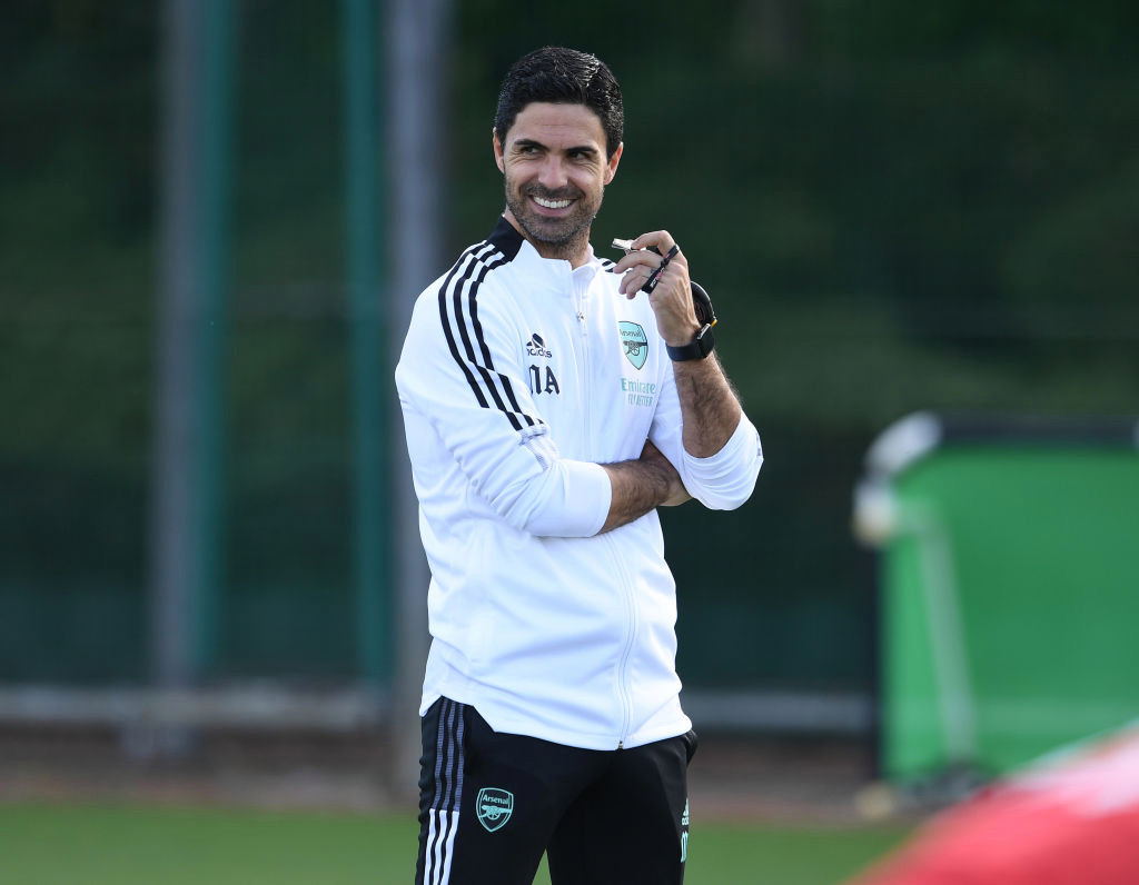 Mikel Arteta speaks out on under-fire Arsenal transfer chief Edu's role in key summer deal