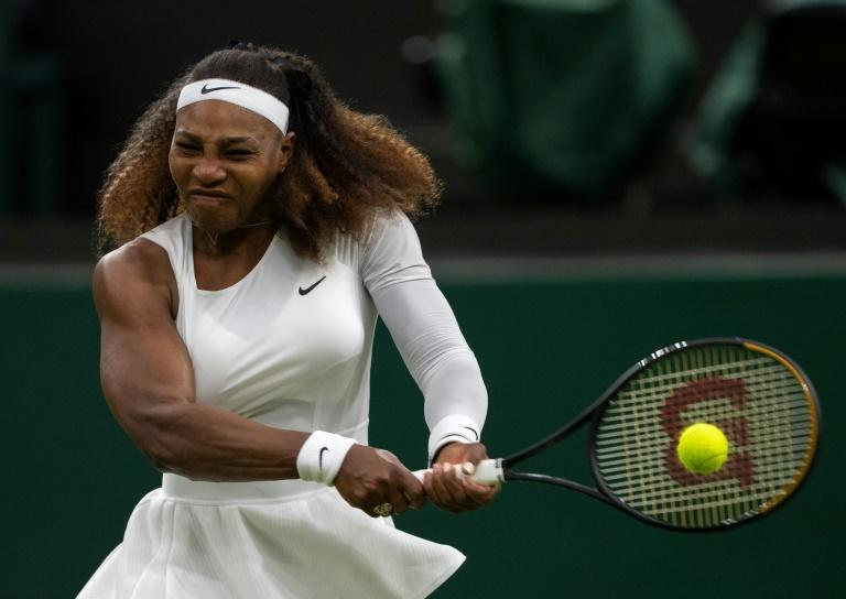 Serena faces greatest challenge in injury fightback at 40