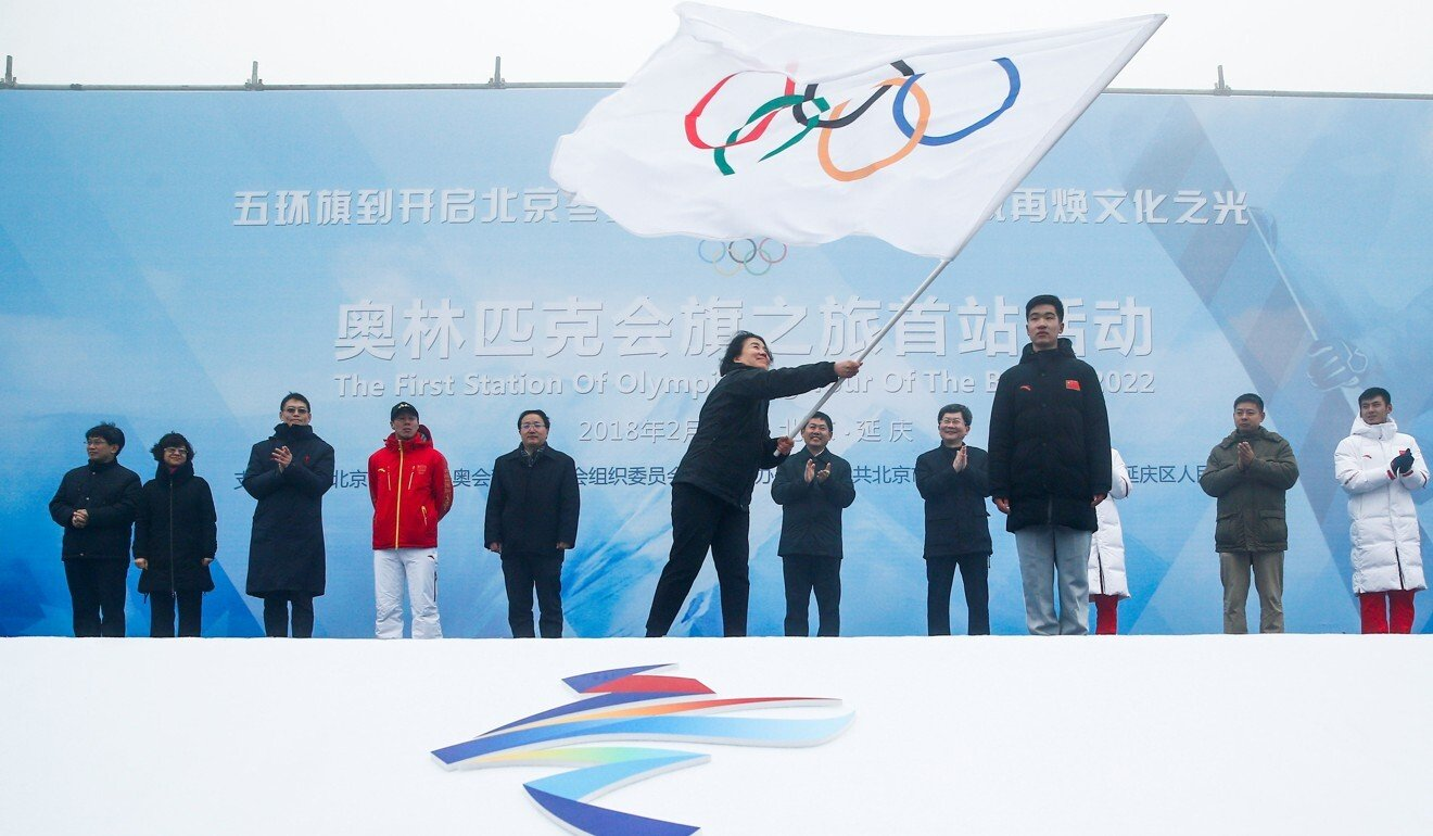 On icy luge tracks, Chinese and US Olympians navigate distractions, disruptions while training for Beijing