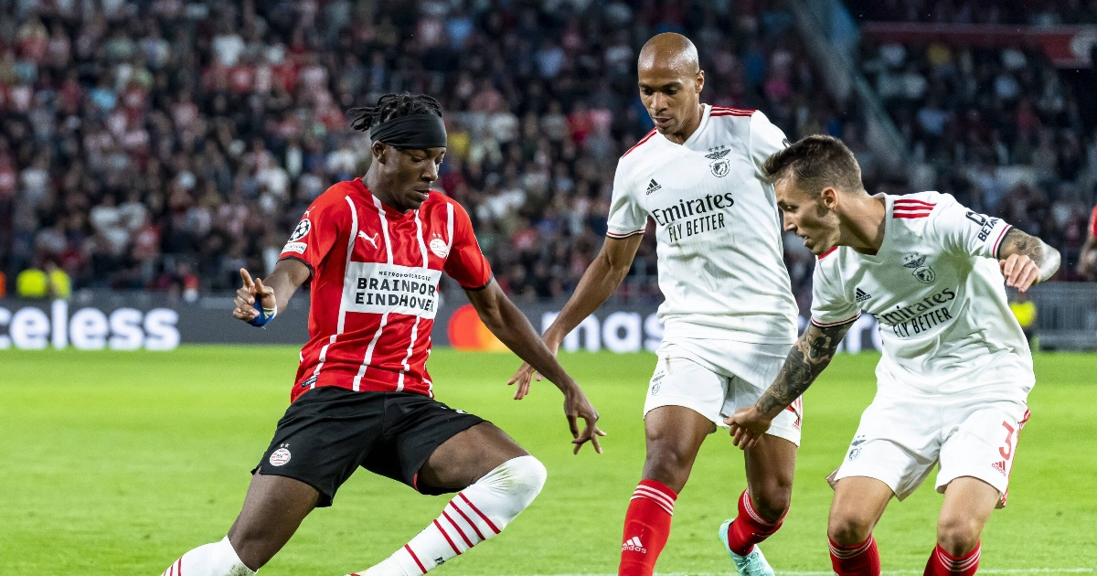 Man Utd, Spurs target Noni Madueke signs new four-year deal to remain at PSV