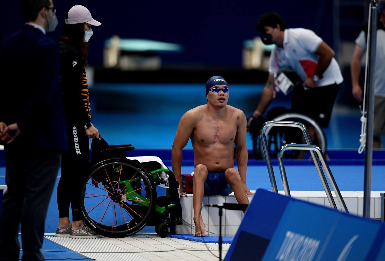 Tokyo Paralympics: Personal records provide M'sian camp some consolation on 2nd day