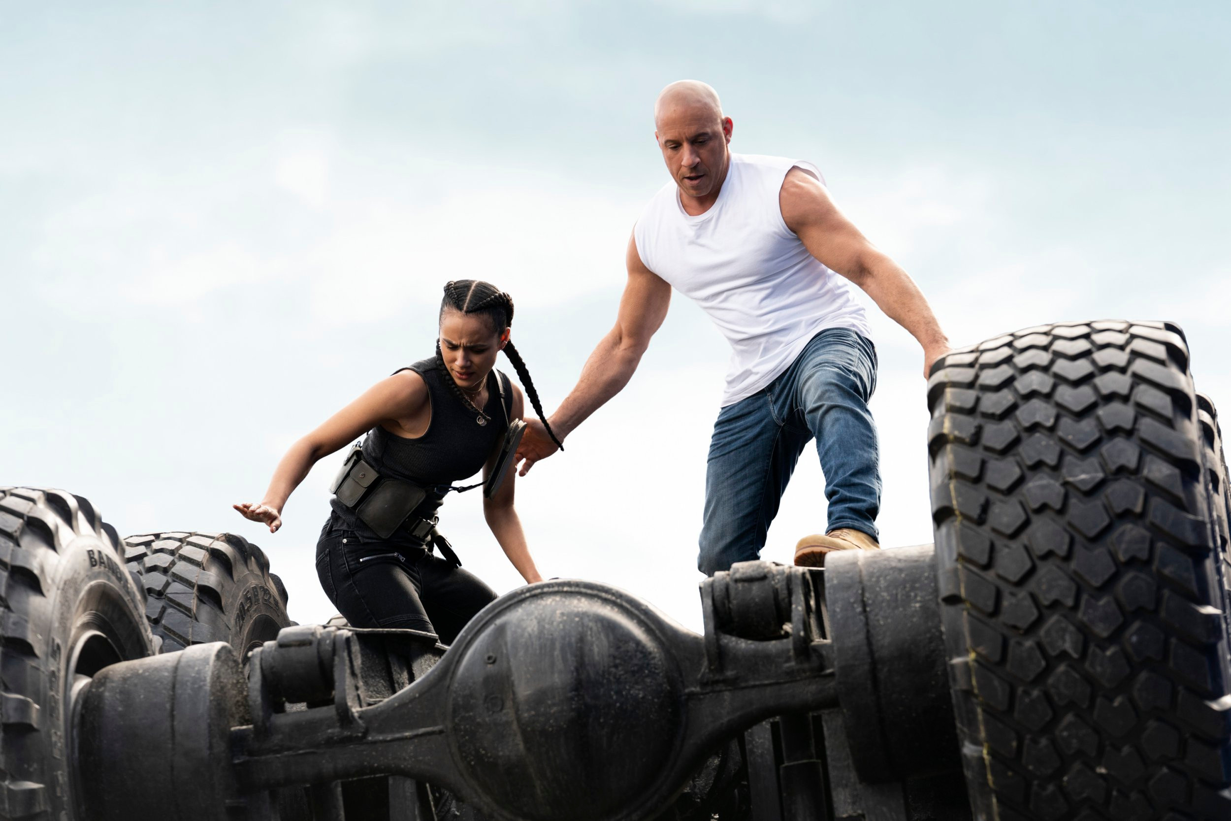 Vin Diesel teases 'emotional' Fast and Furious 10 and our seatbelts are fastened: 'The excitement is real'
