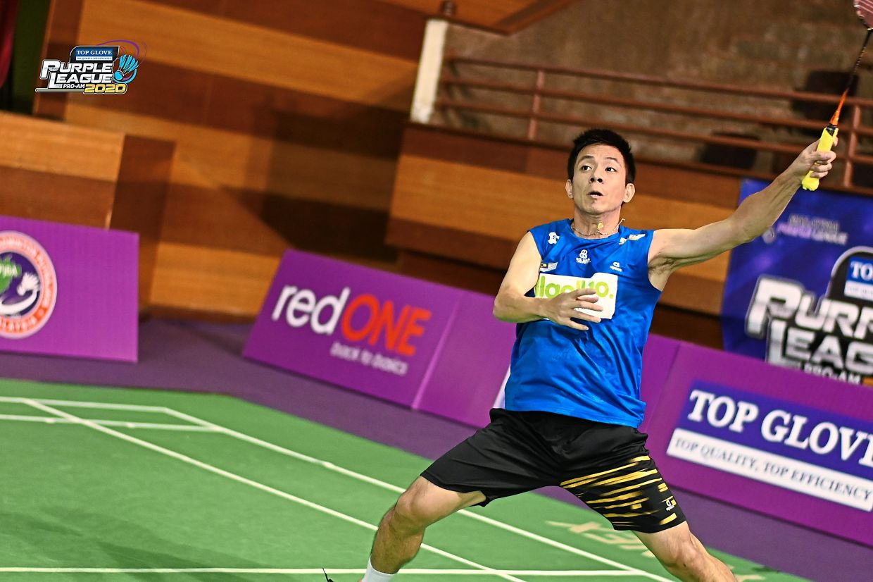 Liek Hou on track for gold after getting good draw