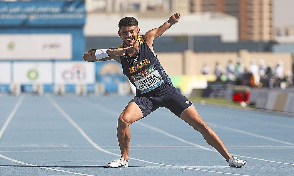 Ferreira out to prove he is the Bolt of para athletics