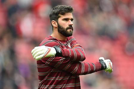 Beating Chelsea would be good for our confidence: Alisson
