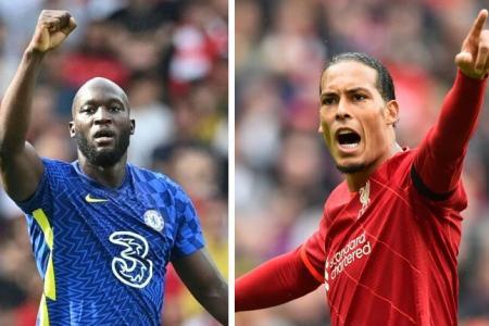 Liverpool's van Dijk a stress test for Lukaku, says Tuchel