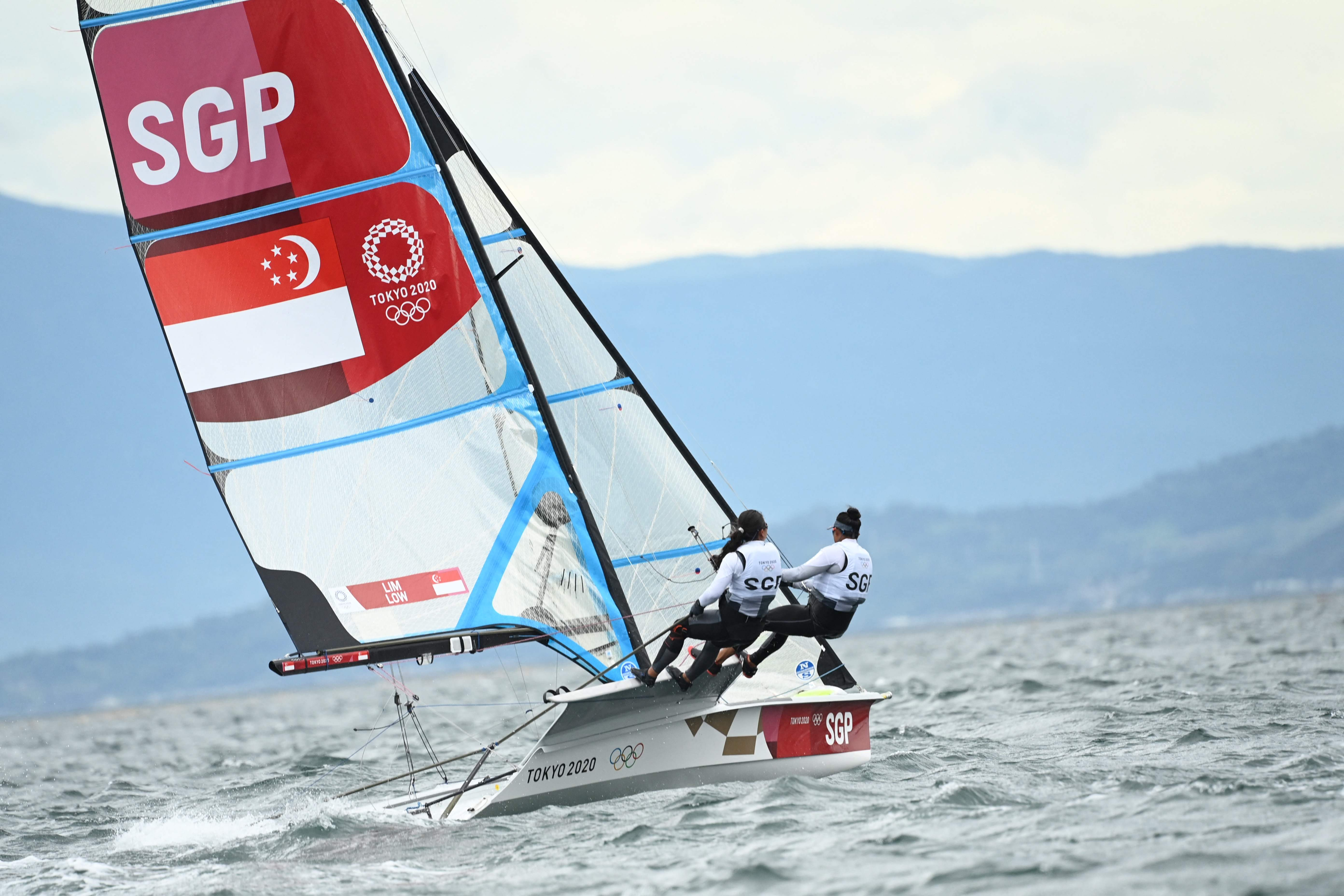 Olympics: Sailors Lim and Low's historic achievement in Tokyo built on years of hard work