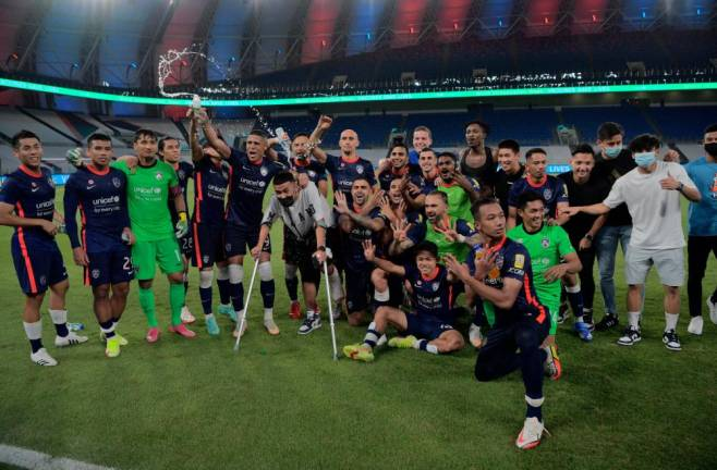 JDT to celebrate eighth Super League win with fans on Sept 12
