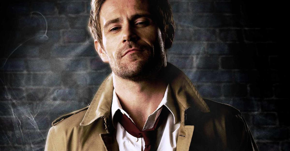 Legends of Tomorrow Star Matt Ryan Explains Why Constantine Has to Leave
