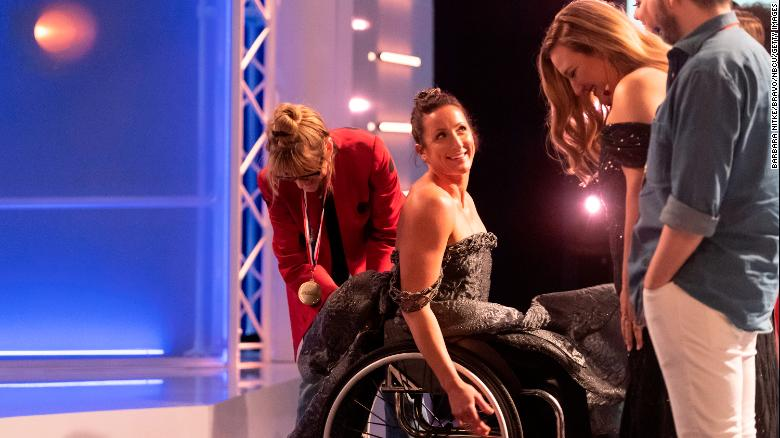 After 'scariest moment of career,' 17-time Paralympic medalist Tatyana McFadden happy to be back
