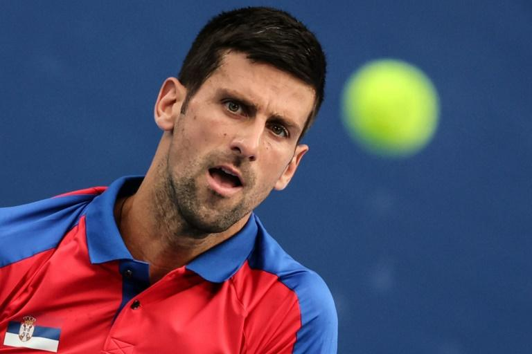 Djokovic chases calendar-year Grand Slam at US Open