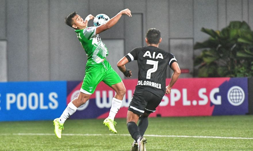 Football: Amy notches 10th SPL goal as Geylang lose 3-2 to Young Lions