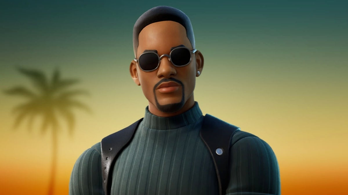 Fortnite Officially Adds Will Smith Bad Boys Skin