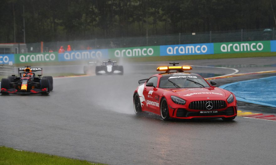 Formula One: Sport under fire after Spa 'race' farce