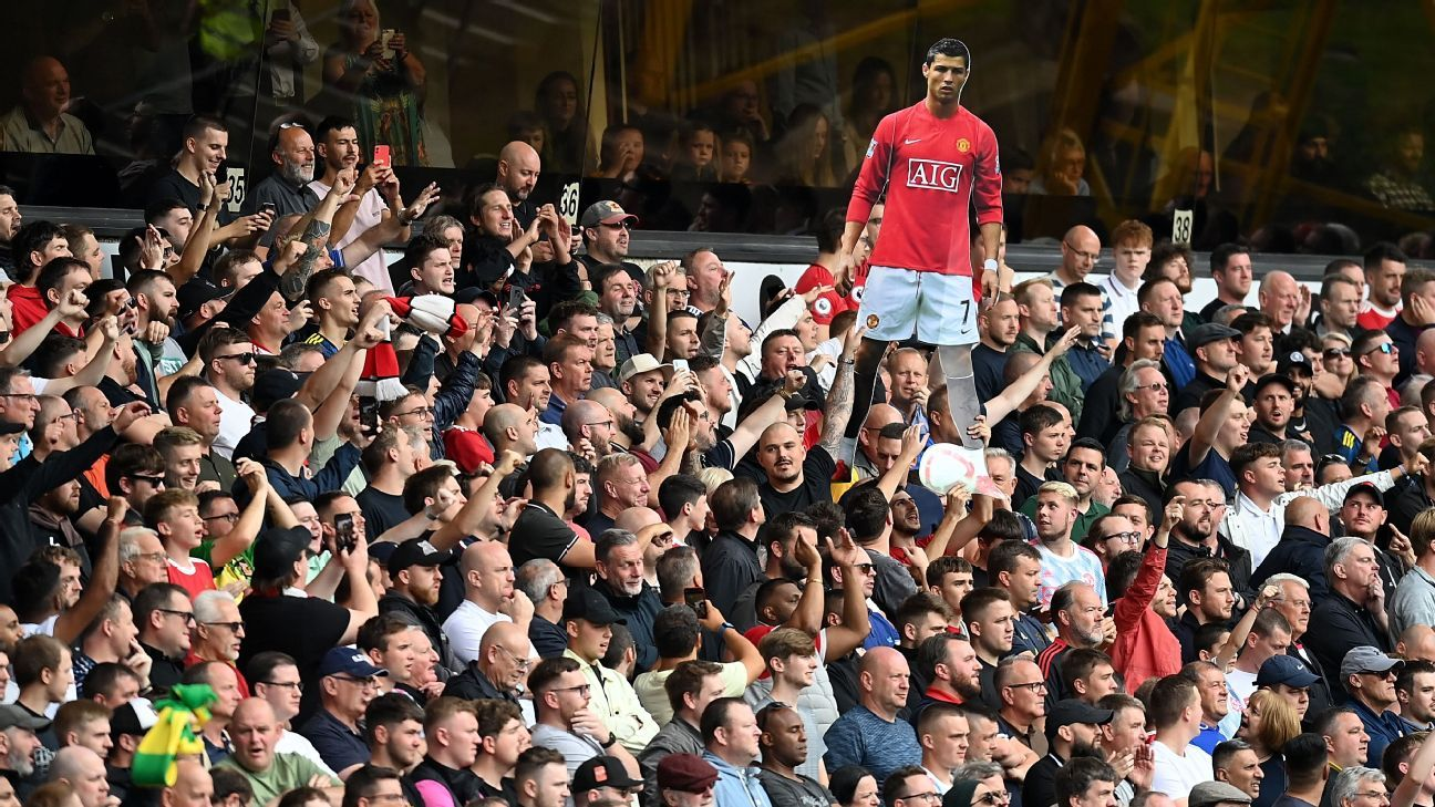 Ronaldo talk dominates Man United's win at Wolves It gives us our swagger again