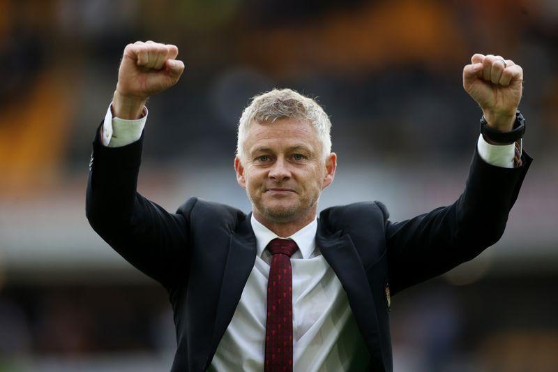 Soccer-Solskjaer praises 'special' Greenwood, welcomes luck in Wolves win