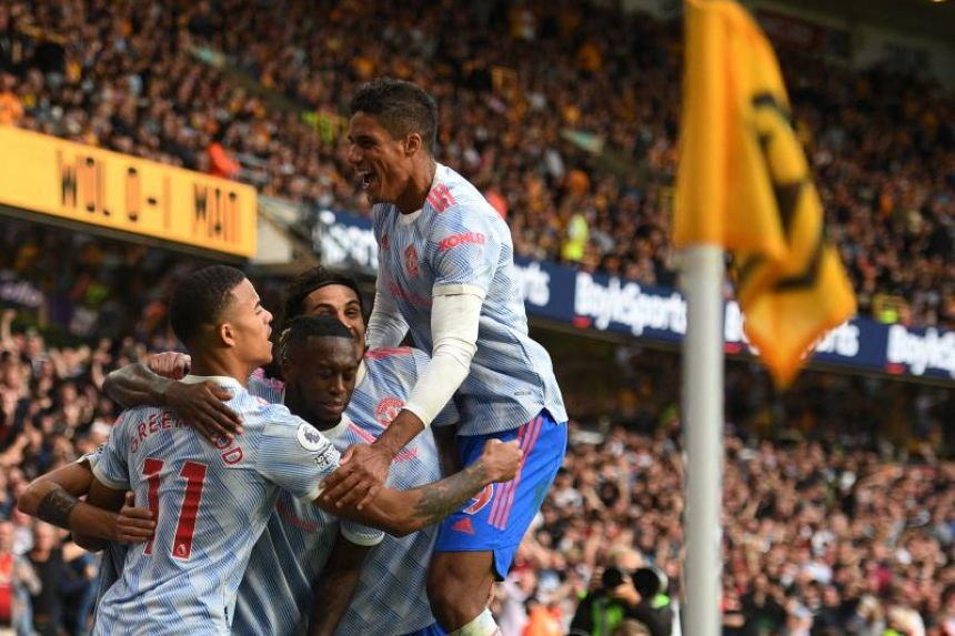 Football: Greenwood gets Man Utd off the hook at Wolves