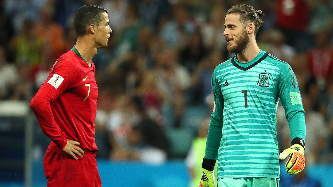 Cristiano Ronaldo's Manchester United return 'a dream' - David de Gea