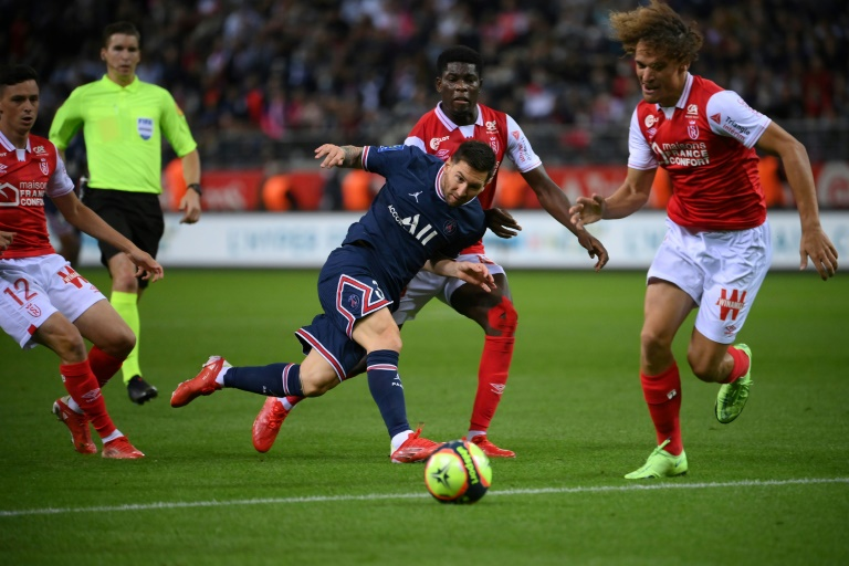 Messi makes PSG debut as Mbappe steals the show