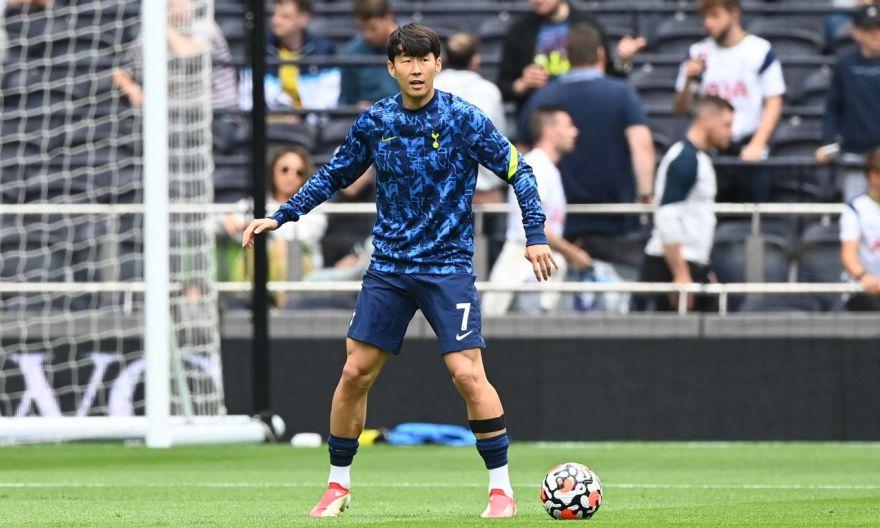 Football: Son's goal maintains perfect start, sends Tottenham top of Premier League