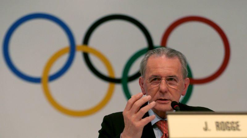 Olympics-Former IOC president Rogge dies at 79