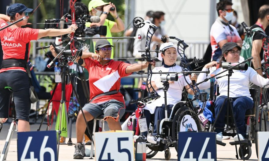 Paralympics: S'pore archer Nur Syahidah Alim knocked out of individual compound open