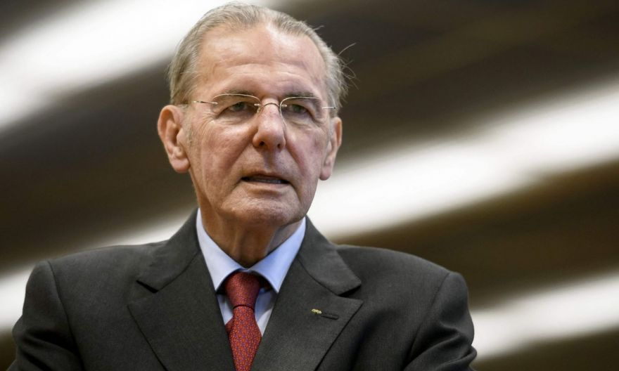 Olympics: Former IOC president Jacques Rogge dies at 79