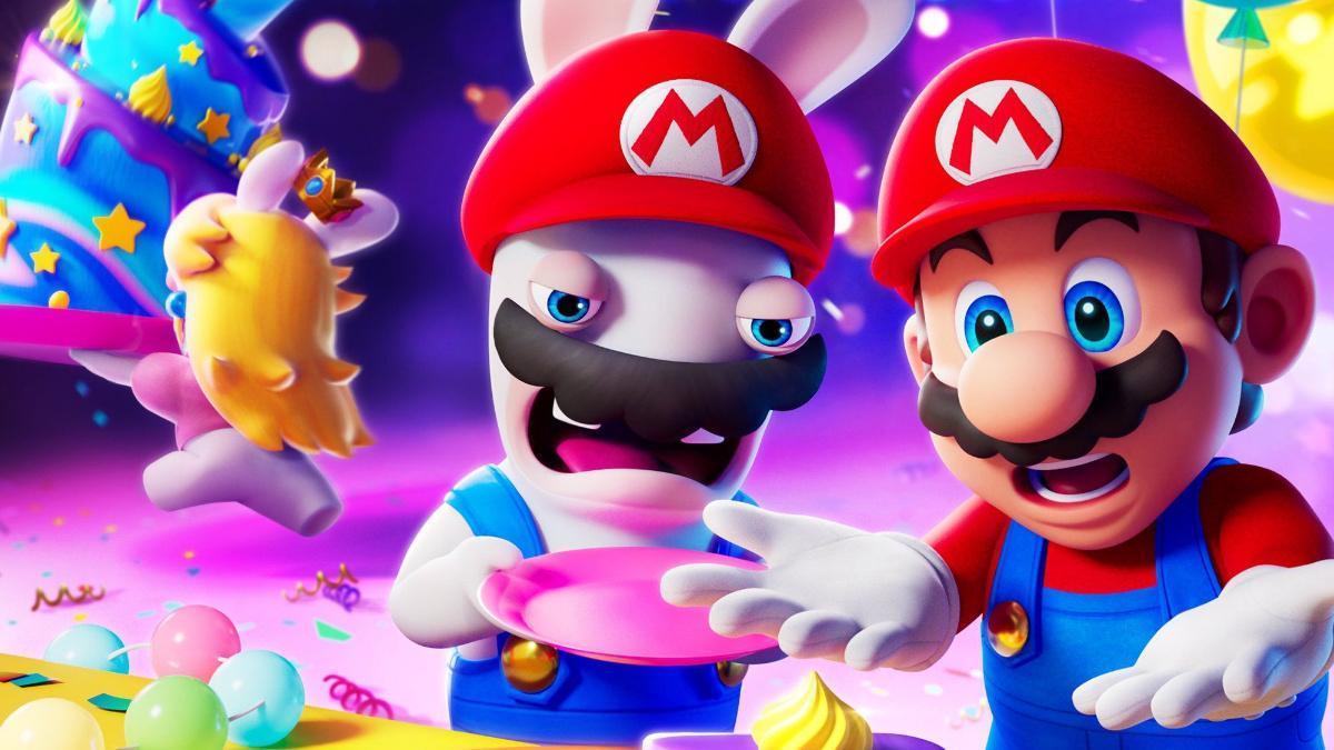 Mario + Rabbids Kingdom Battle Debuts New Art for the Game's Fourth Anniversary