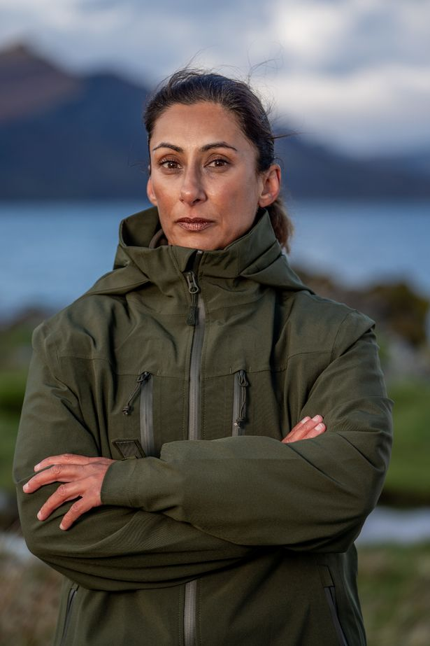 Saira Khan Left With 'Life-Long Scars' After Appearance On SAS: Who Dares Wins